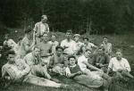 Les Amburnex - Mont Bailly 1934 (Switzerland)