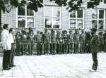 Volunteers of OHP, Warsaw 1977? (Poland)